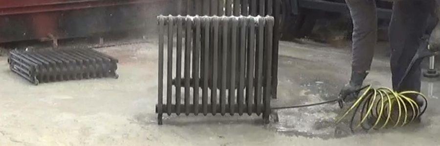 joint radiateur fonte suite au démontage