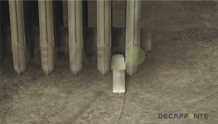 pied radiateur fonte ideal standard 2