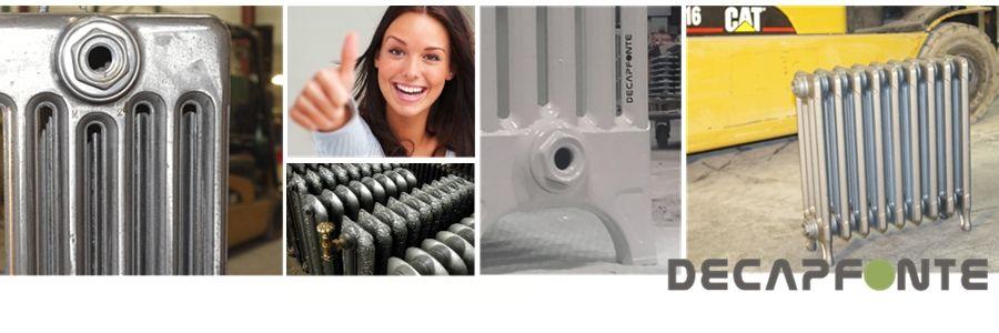 sablage radiateur paris fonte r novation peinture achat. Black Bedroom Furniture Sets. Home Design Ideas