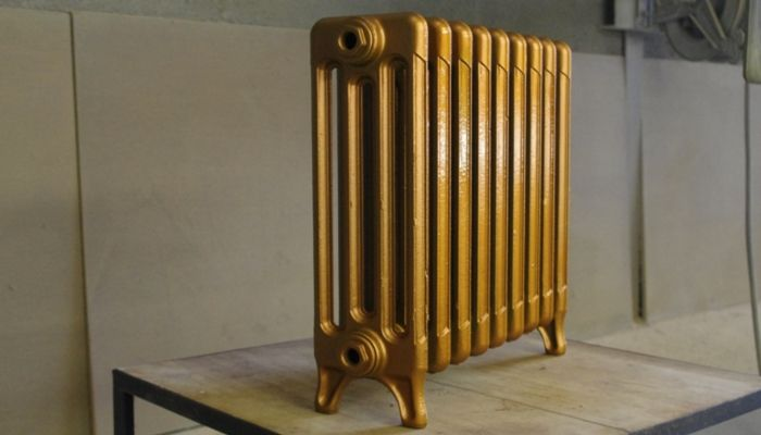 achat radiateur fonte couleurs bronze. Black Bedroom Furniture Sets. Home Design Ideas