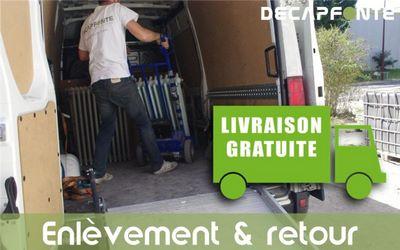 transport radiateur fonte